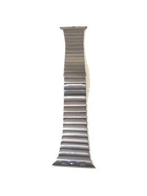 Black Steel Link 42mm Apple Watch Strap for Sale in Minneapolis, MN