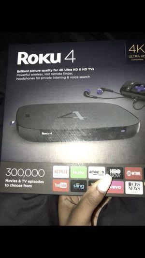 Roku 4 for Sale in Detroit, MI