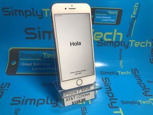 iPhone 7 32GB AT&T/Cricket for Sale in Vancouver, WA