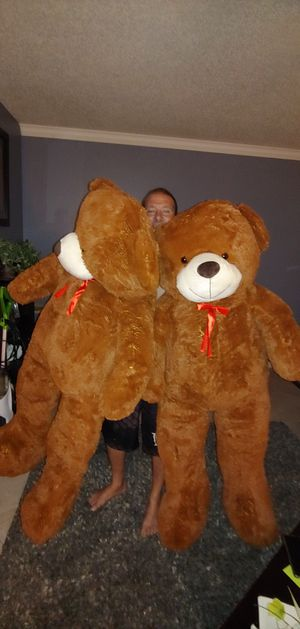 Life Size Teddy Bears for Sale in NO FORT MYERS, FL