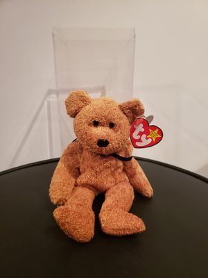 Ty Beanie babies bear Fuzz for Sale in Toms River, NJ