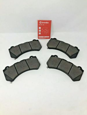 15-20 Dodge Challenger Charger New Front Brake Pads Pad BR7 RWD 6 Pistons Mopar for Sale in Fremont, CA