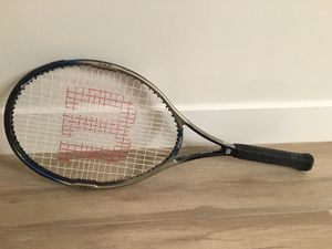 Two tennis rackets for Sale in Scottsdale, AZ