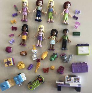 Heela's LEGO Friends minifigure Lot for Sale in Clearwater, FL