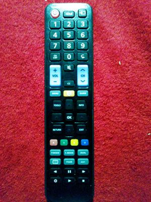 SAMSUNG INSIGNIA Remote for Samsung TV NS-RMTSAM17 for Sale in Austin, TX