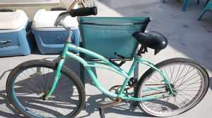 Beach cruiser with water bottle holder Bicycle Bike for Sale in San Diego, CA