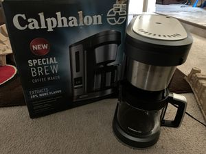 Calphalon coffee maker for Sale in Garland, TX