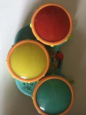 Kids small drums toy for Sale in Reedley, CA