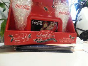 98 coca cola collectable set for Sale in Harrisonburg, VA