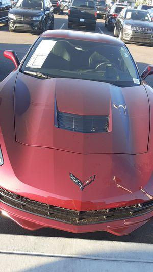 2016 Chevy Corvette Stingray Z51 for Sale in Peoria, AZ