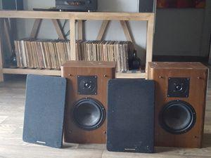 (2)Marantz SP2008 Home Stereo Speakers for Sale in Austin, TX