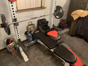 Brand new weight set for Sale in Miami, FL