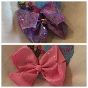 JoJo hair bow clips for Sale in Mather, CA