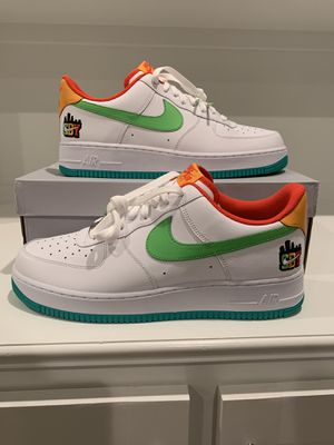Air Force 1 low 'Shibuya' White size 12 for Sale in Arlington, VA