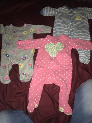 3-6M Baby girl snuggies for Sale in Grand Prairie, TX