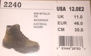 Red Wing work boots for Sale in Tarpon Springs, FL