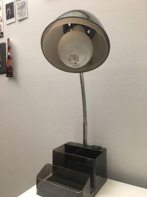Grey Desk Lamp for Sale in Falls Church, VA