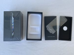 Apple iPhone 5 black, 16gb box, box only for Sale in Carlsbad, CA