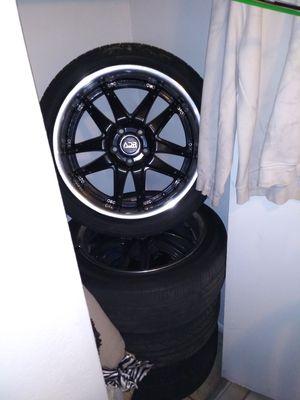 "ADR 18"" WHEELS AUDI,BMW,MERCEDES... for Sale in Phoenix, AZ"