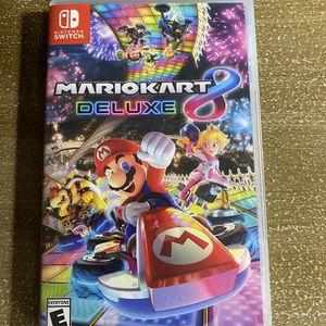 Mario Kart Nintendo Switch for Sale in Fresno, CA