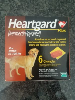 Heartgard plus for Sale in South Windsor, CT