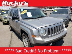 2016 Jeep Patriot for Sale in Mesa, AZ