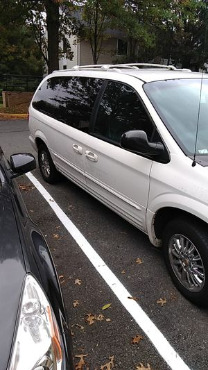 2002 Chrysler Mini van for sale... 79 000 miles for Sale in Germantown, MD