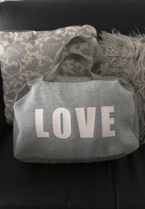 Love Duffle Work out Bag for Sale in Downey, CA
