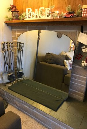 Large antique mirror for Sale in Puyallup, WA