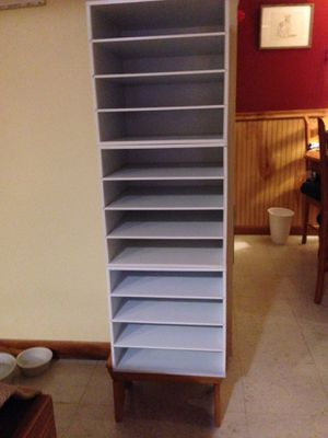 Stacked shelves for Sale in Berwyn, IL