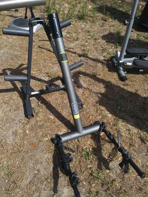 Saris 3 bike car hitch for Sale in Tampa, FL