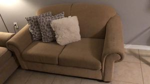 Loveseat and Sofa Bed for Sale in Lake Wales, FL