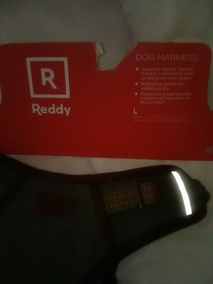 NEW REDDY DOG HARNESS Size Large $50. for Sale in Fresno, CA