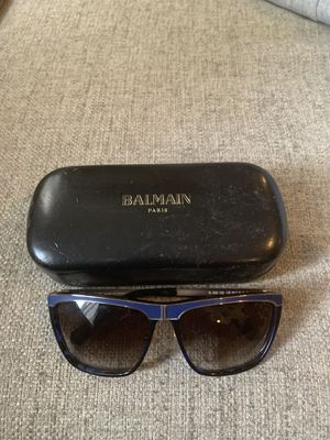 BALMAIN BLue and Black Sunglasses for Sale in New York, NY