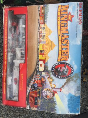 Ring Master Train Set for Sale in Fresno, CA