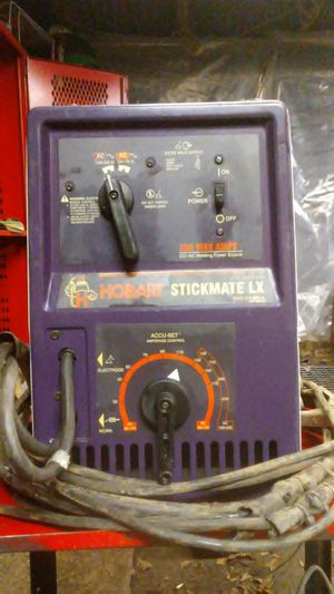 Hobart stickmate lx for Sale in Lumberton, TX