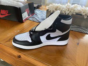 Jordan 1 - tuxedo - size 10 for Sale in Hatboro, PA
