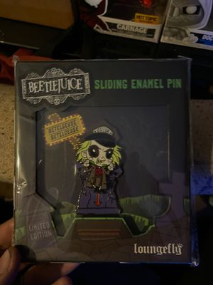 Beetlejuice pin limited 500 for Sale in Stanton, CA