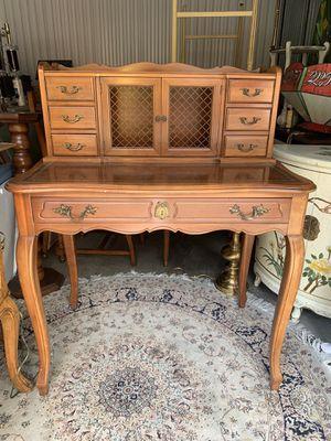 French Provincial Desk/Vanity for Sale in Burke, VA