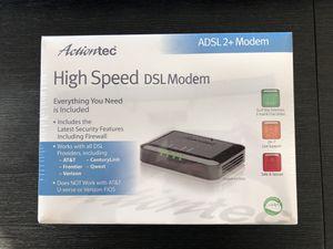 ActionTec High Speed DSL Modem for Sale in Queen Creek, AZ