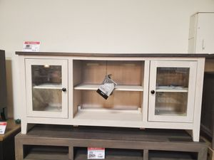 TV Stand, Two Tone for Sale in Westminster, CA