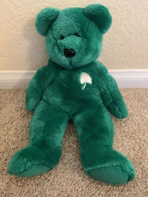 Shamrock Beanie Baby No Tag for Sale in Oceanside, CA