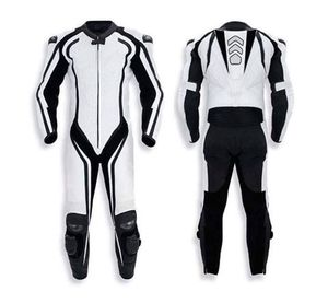 Motorbike suit black and white for Sale in Manassas, VA