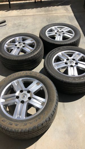 """TOYOTA TUNDRA WHEELS RIMS 20"""" OEM for Sale in Palmdale, CA"""