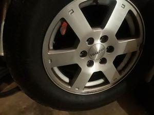 Isuzu 6 lug rims / tires 245/65/17 for Sale in Decatur, GA