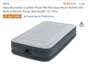Twin Air Bed for Sale in McLean, VA