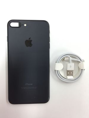 iPhone 7 Plus factory unlock like new condition with the 30 days warranty for Sale in Tampa, FL