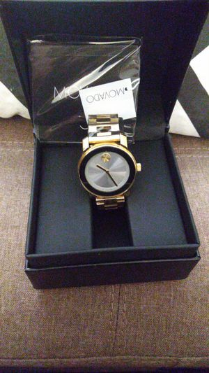 Movado watch for Sale in Houston, TX