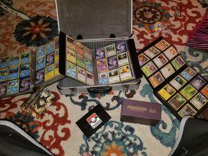 Pokemon card collection for Sale in La Porte, TX
