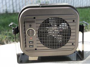Like NeToucan City Flexible Static Duster and 4,000-Watt Electric Convection Portable Heater NPH4AB for Sale in Wenatchee, WA